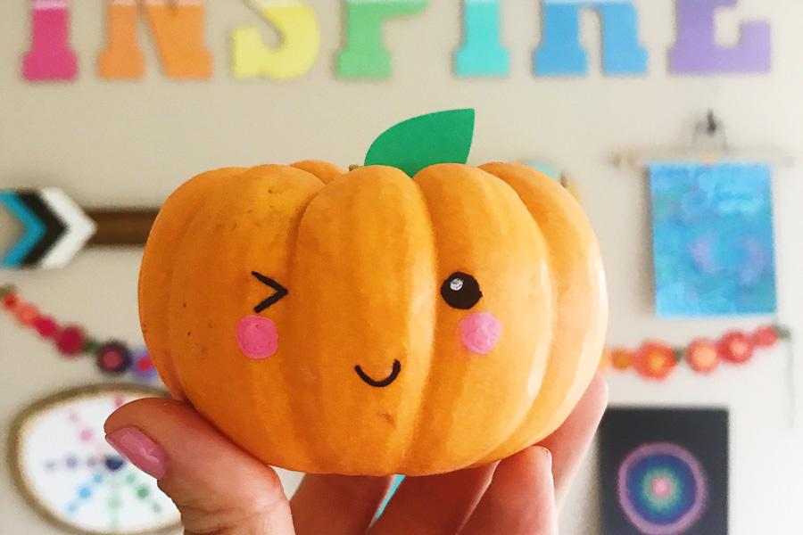 No Carve Pumpkin Decorating Ideas Ooly