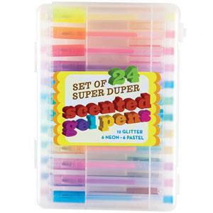 Super Duper Scented Gel Pens from OOLY