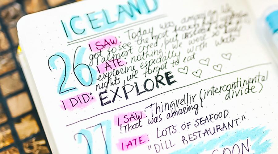 ooly.com iceland travel journal blog