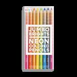 jumbo brights neon colored pencils